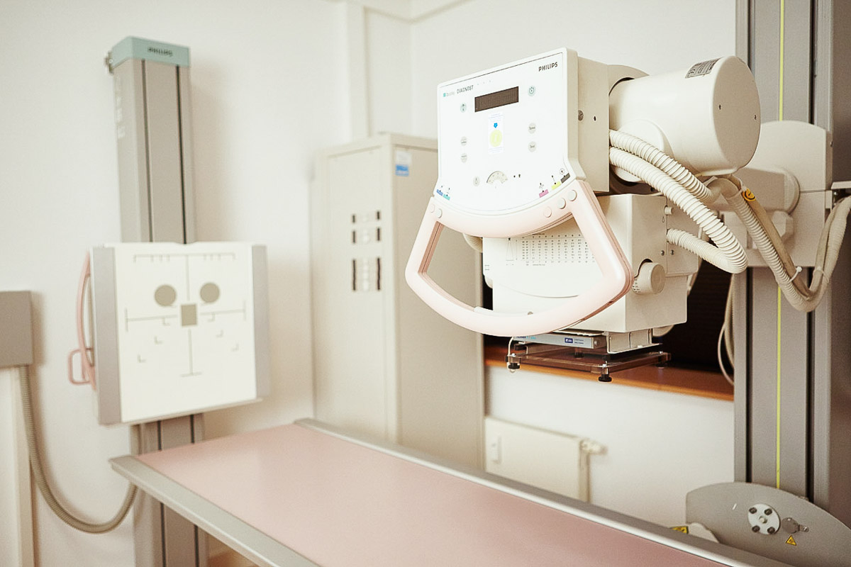 Digitales Röntgen Vorschau